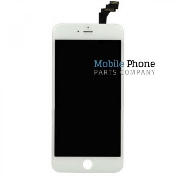 Apple iPhone 6 Plus LCD + Digitiser White - High Quality